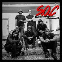 Cover Adje / Big2 / Cho / Dio / Hef / MocroManiac - S.O.C. (Straight Outta Control) [EP]